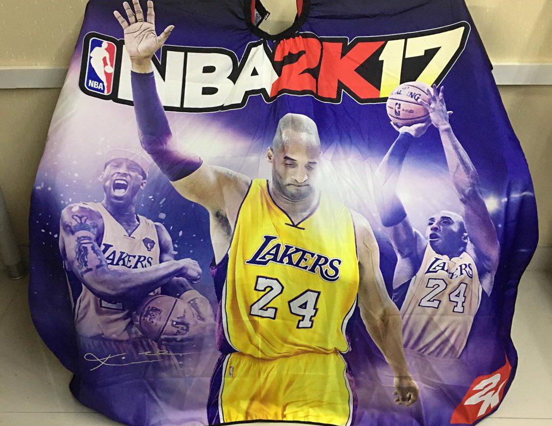 Kobe 2k17 Legend Cape