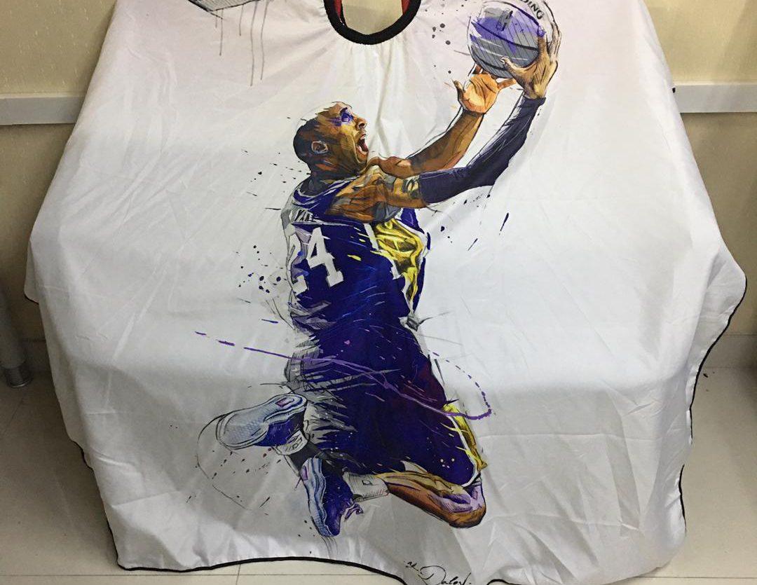 Kobe Unstoppable Dunk Cape